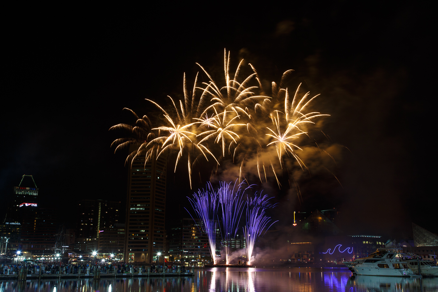 Largest fireworks display since 1812