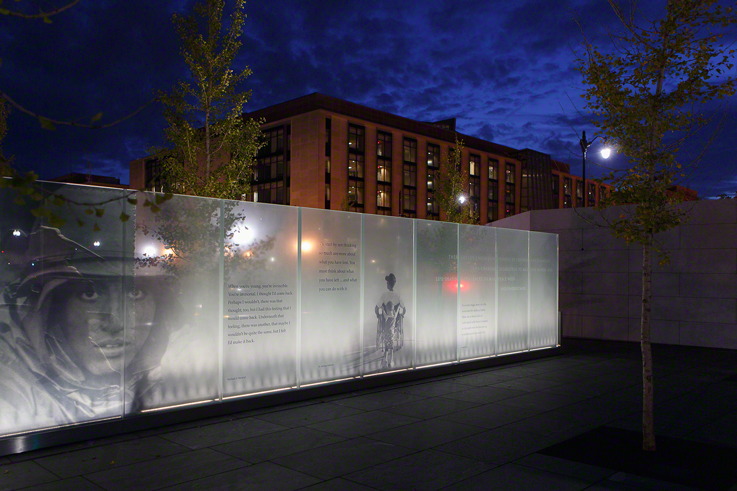 American Verterans Disabled for Life Memorial